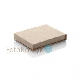 Uniwersalne Pudełko na Pendrive Płótno (magnes)