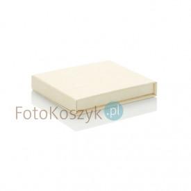 Uniwersalne Pudełko na Pendrive Krem (magnes)