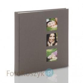 Album Goldbuch Style Taupe  (tradycyjne 60 białych stron)