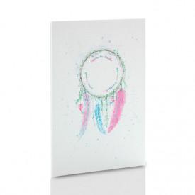 Album TS Leporello 15x23 Łapacz Snów kolor (5 białych kart)