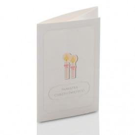 Mini-Album TS Na Chrzest na dwa zdjęcia 15x21