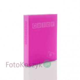 Album Zep Color Różowy (100 zdjęć 13x19)