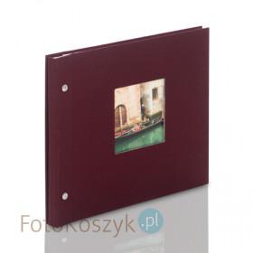 Album Goldbuch Bella Vista XXL bordo (tradycyjny, 40 białych stron)