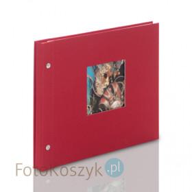 Album Goldbuch Bella Vista XXL czerwony (tradycyjny, 40 białych stron)