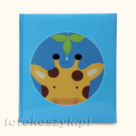 Henzo Jungle XL Żyrafa (tradycyjny 100 kremowych stron)