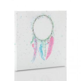 Etui małe Łapacz Snów kolor (na 1 płytę)