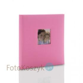 Album Dziecięcy Zep Cotton różowy XL (tradycyjny 60 kremowych stron)