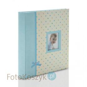 Album na zdjęcia dziecięce Droppy N XL (tradycyjny 100 białych stron)