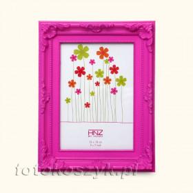 Ramka Henzo Colour Barok Róż (na zdjęcie 13x18)