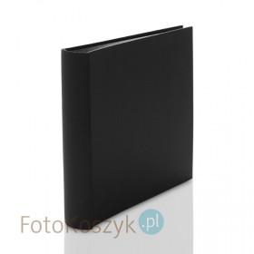 Album wklejany z czarną kartą Fun duży czarny (100 stron)
