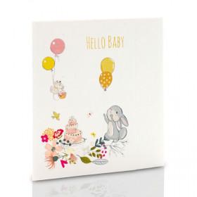 Mini-Album TS Hello Baby zestaw: 3 zdjęcia 13x18