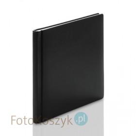 Album Introligatorski ER Hand czarny błysk S (tradycyjny, 20 kremowych stron)