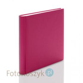 Album introligatorski XXL ER Hand różowy (tradycyjny, 60 kremowych stron)
