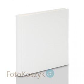 Album introligatorski ER Hand biały mat' XXL (tradycyjny, 60 kremowych stron)