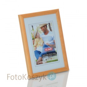Ramka drewniana sosna (na zdjęcie 13x18 cm)
