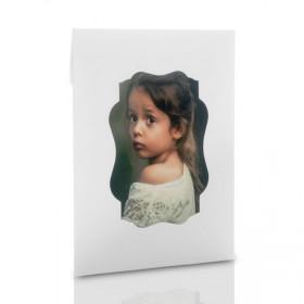 Koperta biała na zdjęcia 15x21 lub 15x23 z okienkiem