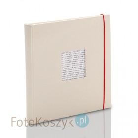 Album Panodia Linea Krem (tradycyjny 60 białych stron)