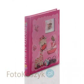 Album Muzzle pink (20 stron pod folię)