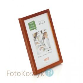 Ramka drewniana Pinia miodowa (na zdjęcie 13x18 cm)