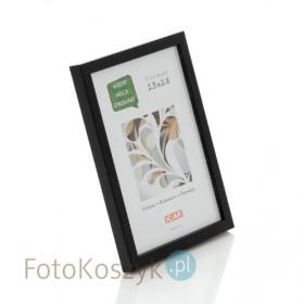 Ramka drewniana Pinia czarna (na zdjęcie 13x18 cm)