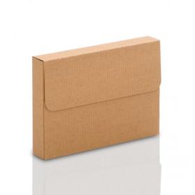 Pudełko z ryflowanej tektury na zdjęcia 15x22,7