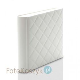 Album Introligatorski ER Hand pik biały MAT XXL (tradycyjny, 120 kremowych stron)