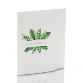 Mini-Album Komunijny TS konwalia- zestaw: 4 zdjęcia 13x18