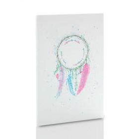 Album TS Leporello 15x21 Łapacz Snów kolor (5 białych kart)