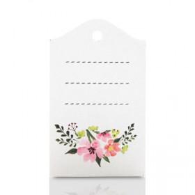 Zawieszka TS kwiaty do personalizacji