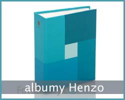 kieszniowe albumy firmy Henzo
