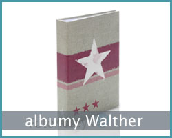 album kieszeniowy firmy Walther