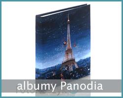 albumy kieszeniowe firmy Panodia