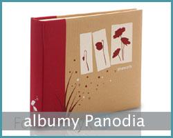 albumy pod folię firmy Panodia