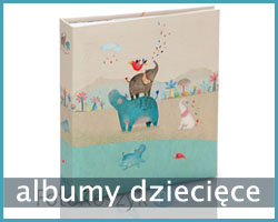 albumy dziecięce