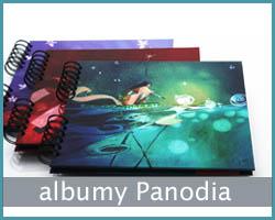 tradycyjne albumy Panodia